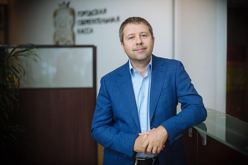 Александр Мамонов, Генеральный директор АО «Городская сберегательная касса». Фото: Макс Новиков